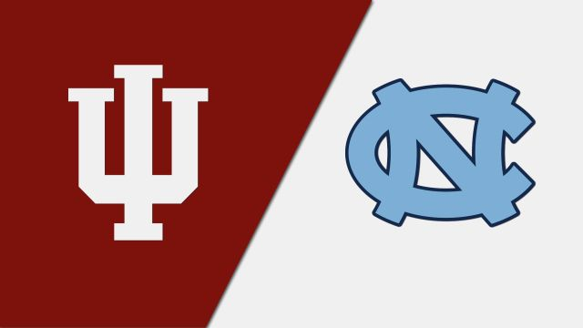Indiana vs. #2 North Carolina (W Soccer)