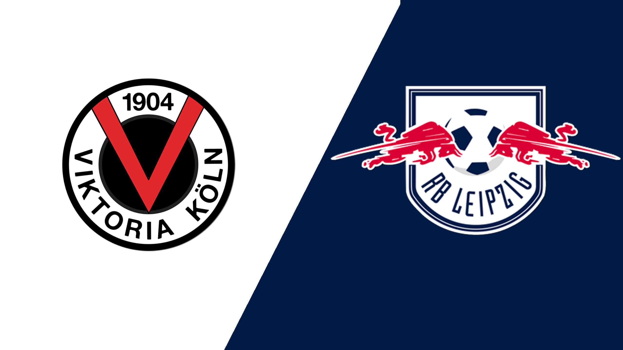 Viktoria Koln vs. RB Leipzig (Round 1) (German Cup)