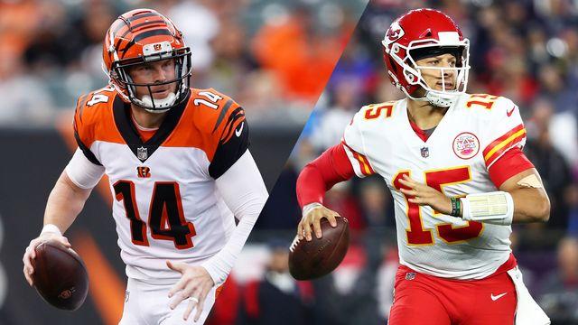 Cincinnati Bengals vs. Kansas City Chiefs