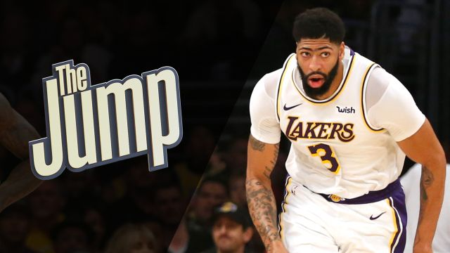 Mon, 12/9 - NBA: The Jump