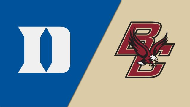 Duke vs. Boston College (Baseball)