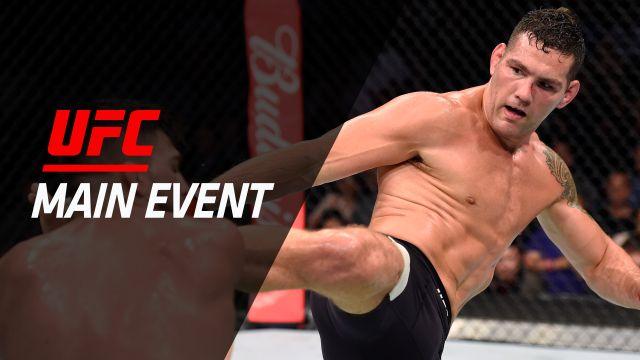UFC Main Event: Weidman vs. Gastelum