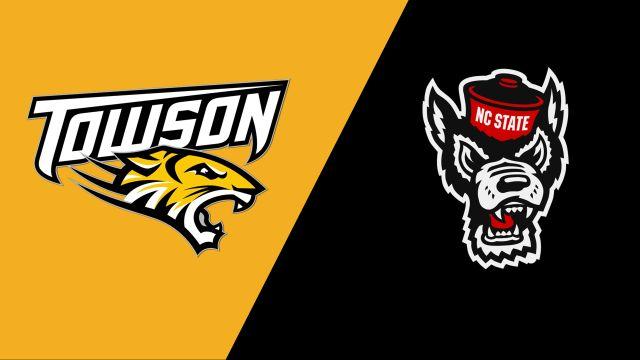Towson vs. NC State