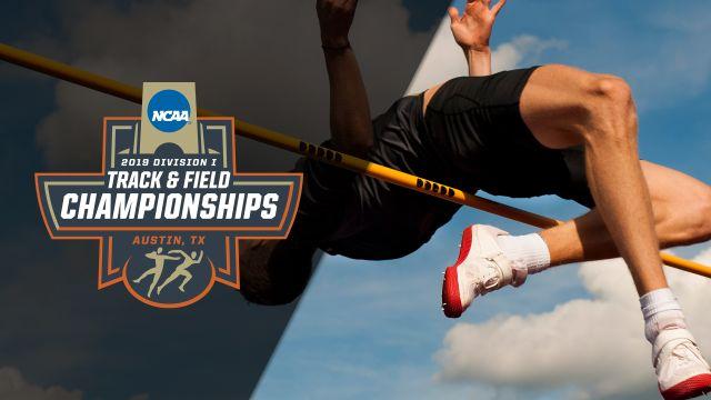 NCAA Track & Field Outdoor Championships - Dec HJ (Flight 2) (Feed #4)