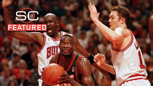 Luc Longley: The Man in the Middle