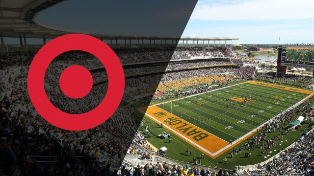 Target Command Center-Oklahoma vs. Baylor (Football)