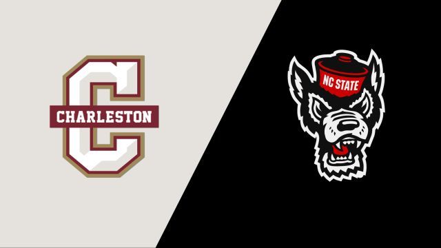 College of Charleston vs. NC State (M Soccer)