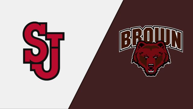 St. John's vs. Brown (Court 3)