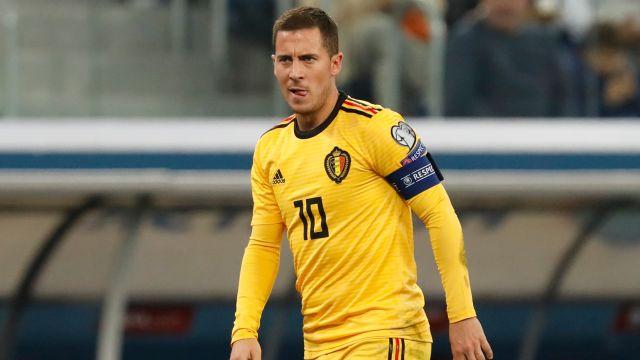 Belgium vs. Cyprus (UEFA European Qualifiers)