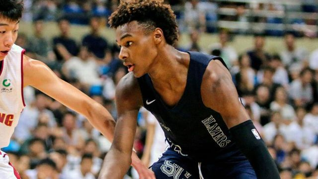 Sierra Canyon (CA) vs. Saint Augustine (CA)