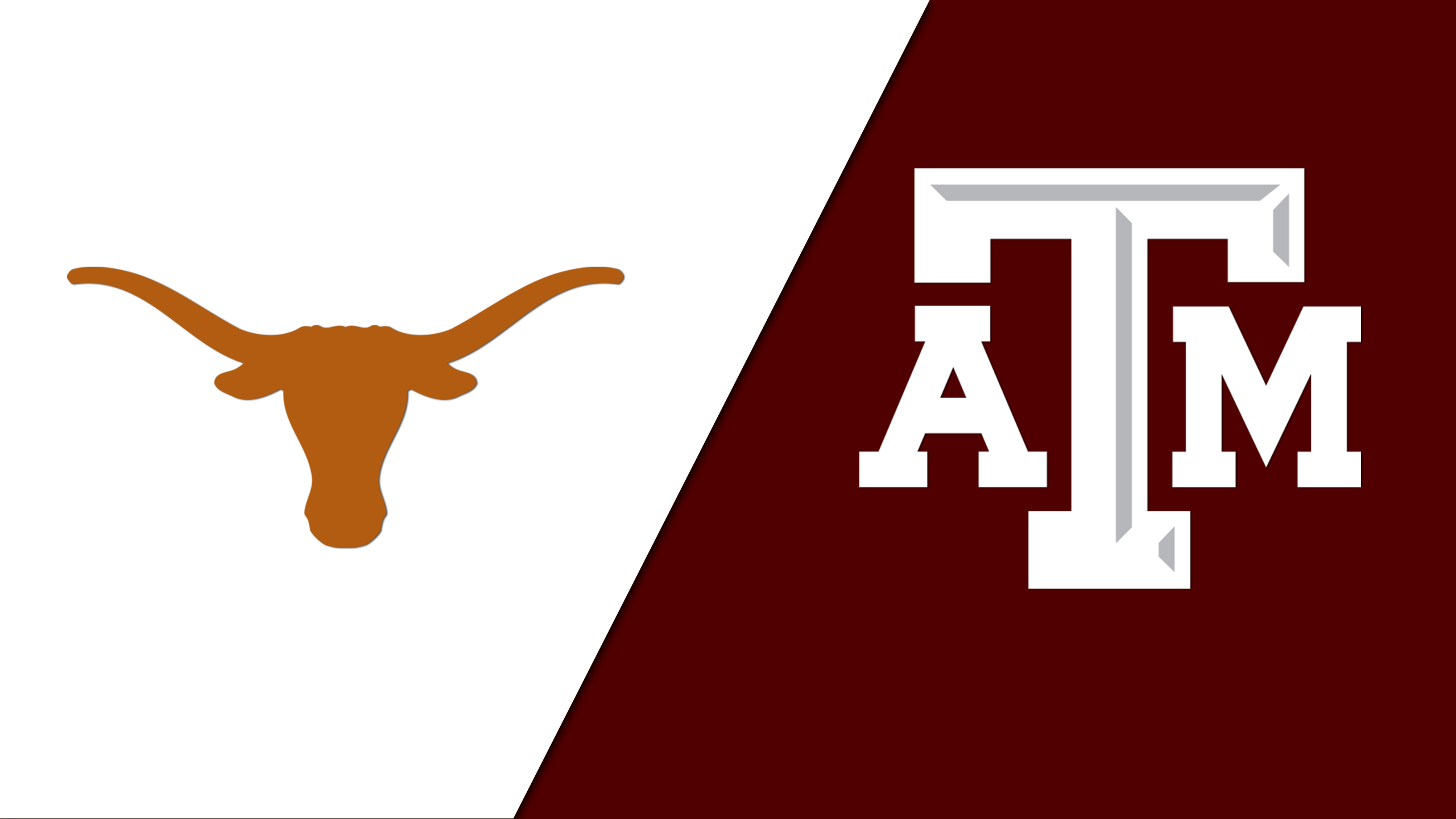 Texas vs. Texas A&M (Site 11/Game 4) (re-air)