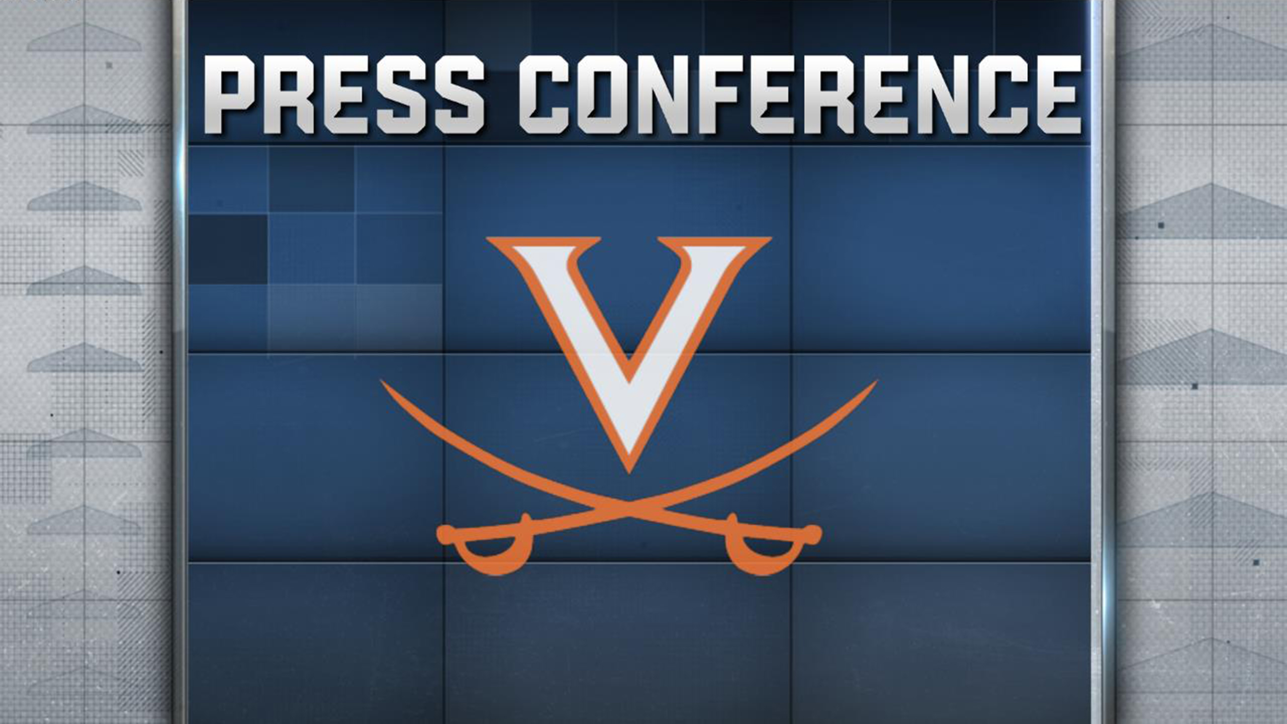 Virginia Football Press Conference