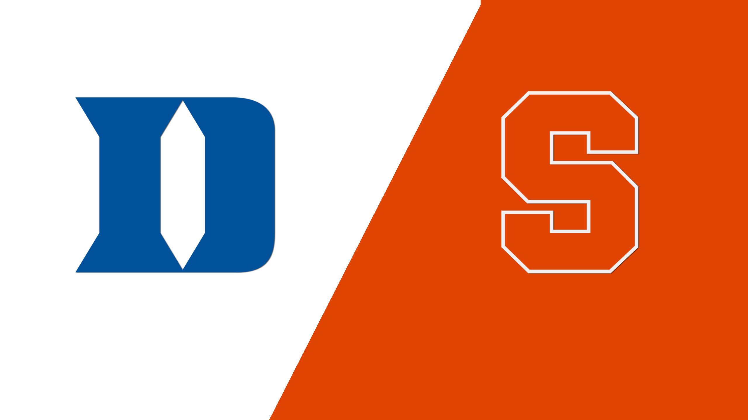 #13 Duke vs. Syracuse (W Soccer)