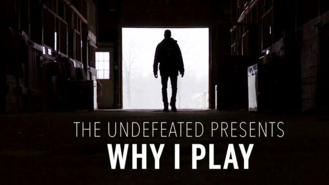 Mon, 2/17 - The Undefeated Presents: Why I Play