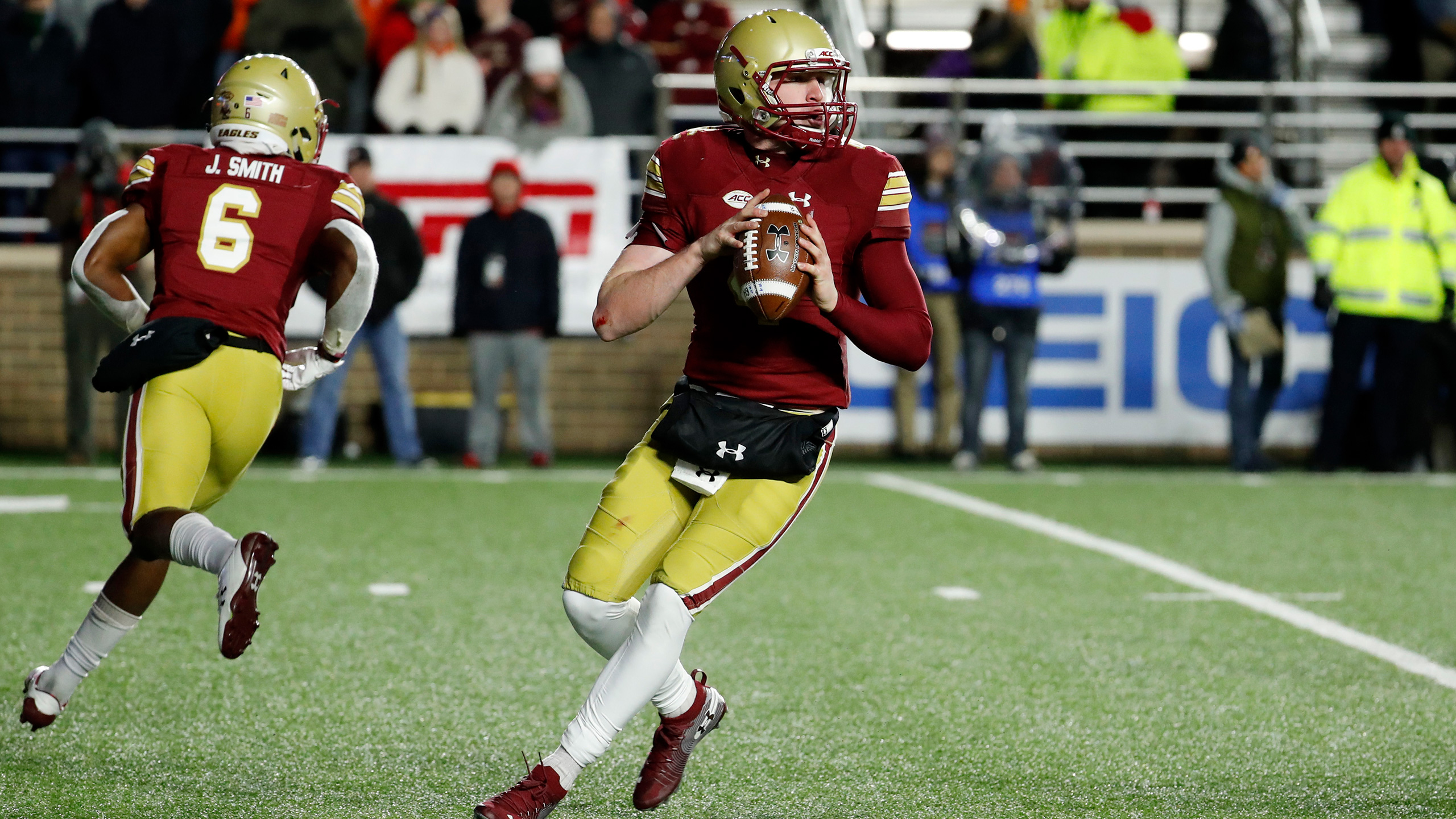 #20 Boston College vs. Florida State (Football)