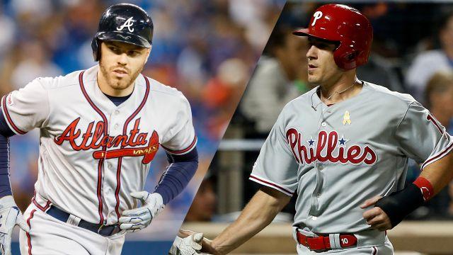 Atlanta Braves vs. Philadelphia Phillies