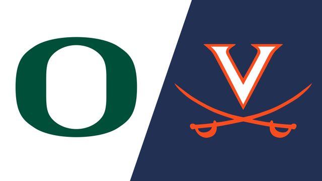 #12 Oregon vs. #1 Virginia (Sweet 16)