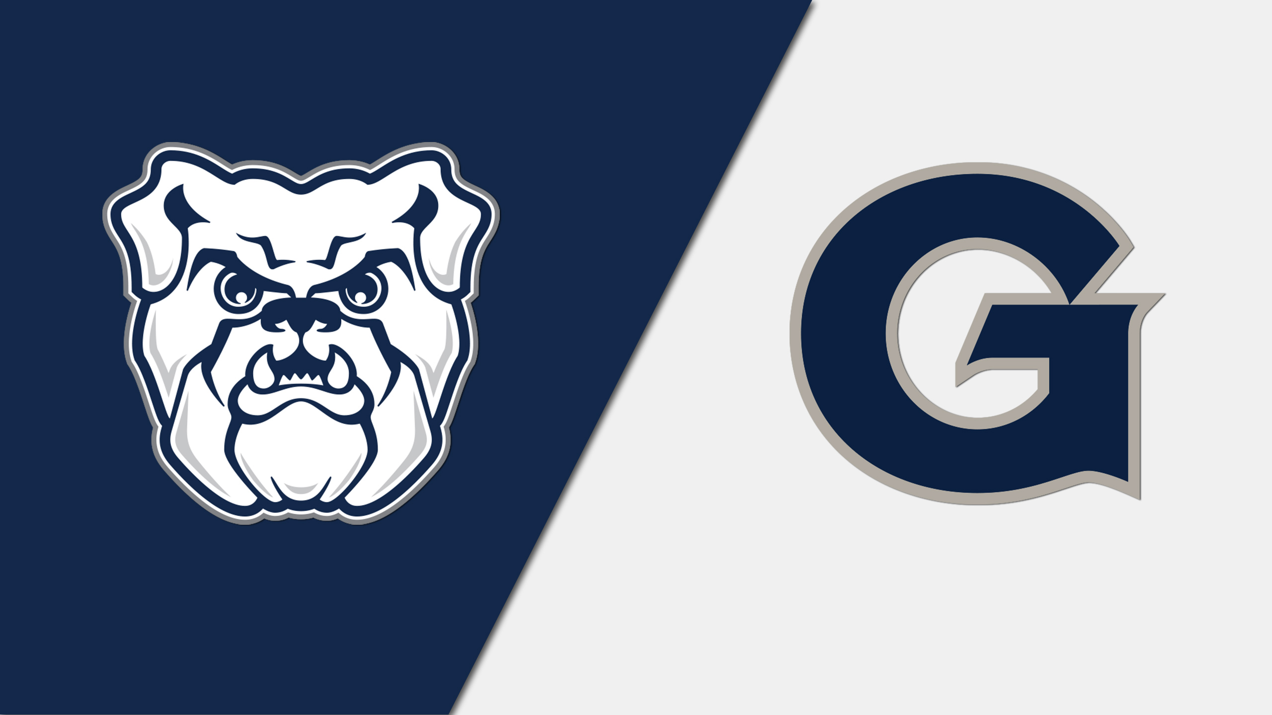 #22 Butler vs. Georgetown Hoyas - 12/08/2009 (re-air)
