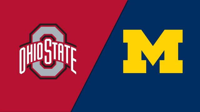 Ohio State Buckeyes vs. Michigan Wolverines