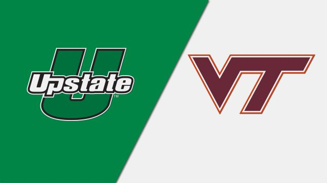 USC Upstate vs. Virginia Tech (M Basketball)