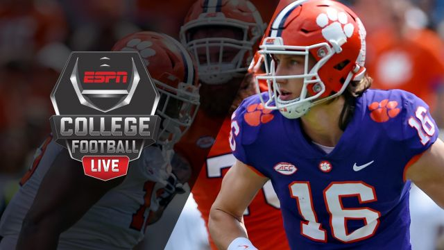 Mon, 8/19 - College Football Live Presented by Mercedes-Benz