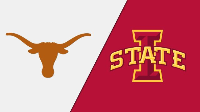 Texas vs. Iowa State (re-air)