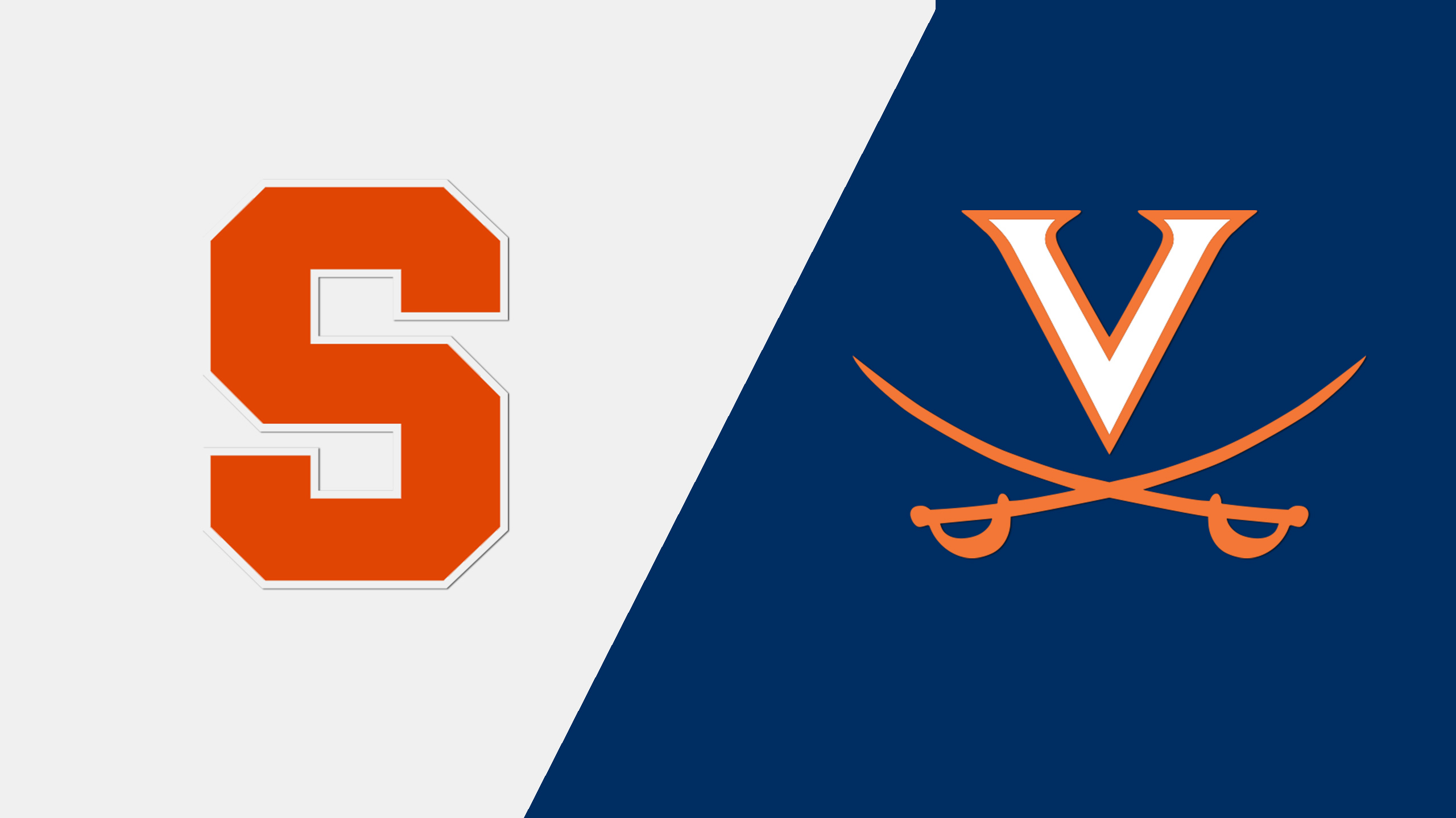 Syracuse vs. #6 Virginia (W Soccer)