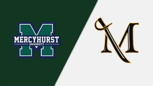 Mercyhurst vs. Millersville (Football)