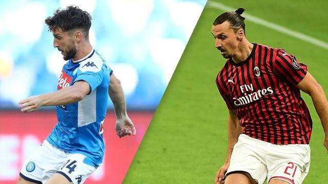 Napoli vs. AC Milan