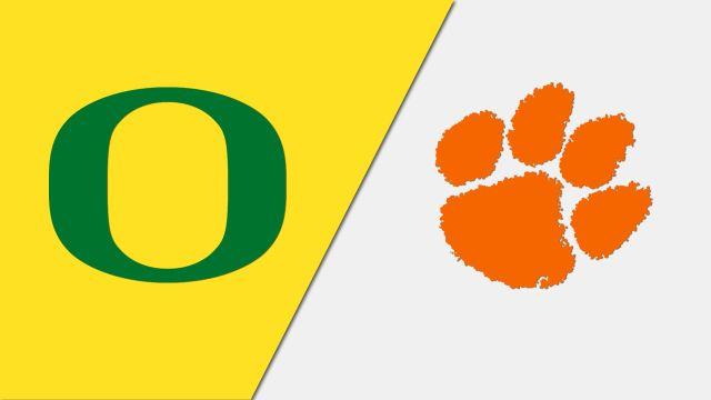 Oregon vs  #19 Clemson (W Soccer) - WatchESPN