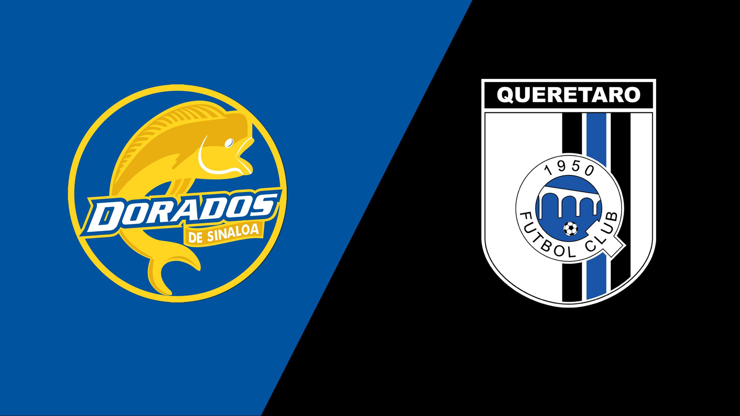 Dorados de Sinaloa vs. Gallos Blancos de Querétaro (Jornada 6)