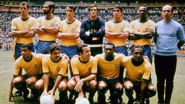 México 1970: uma das Copa mais inesquecíveis de todos os tempos