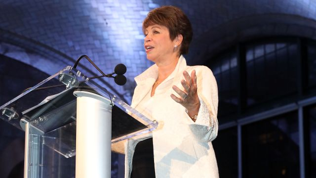 LBJ Summit on Race: A Conversation with Valerie Jarrett