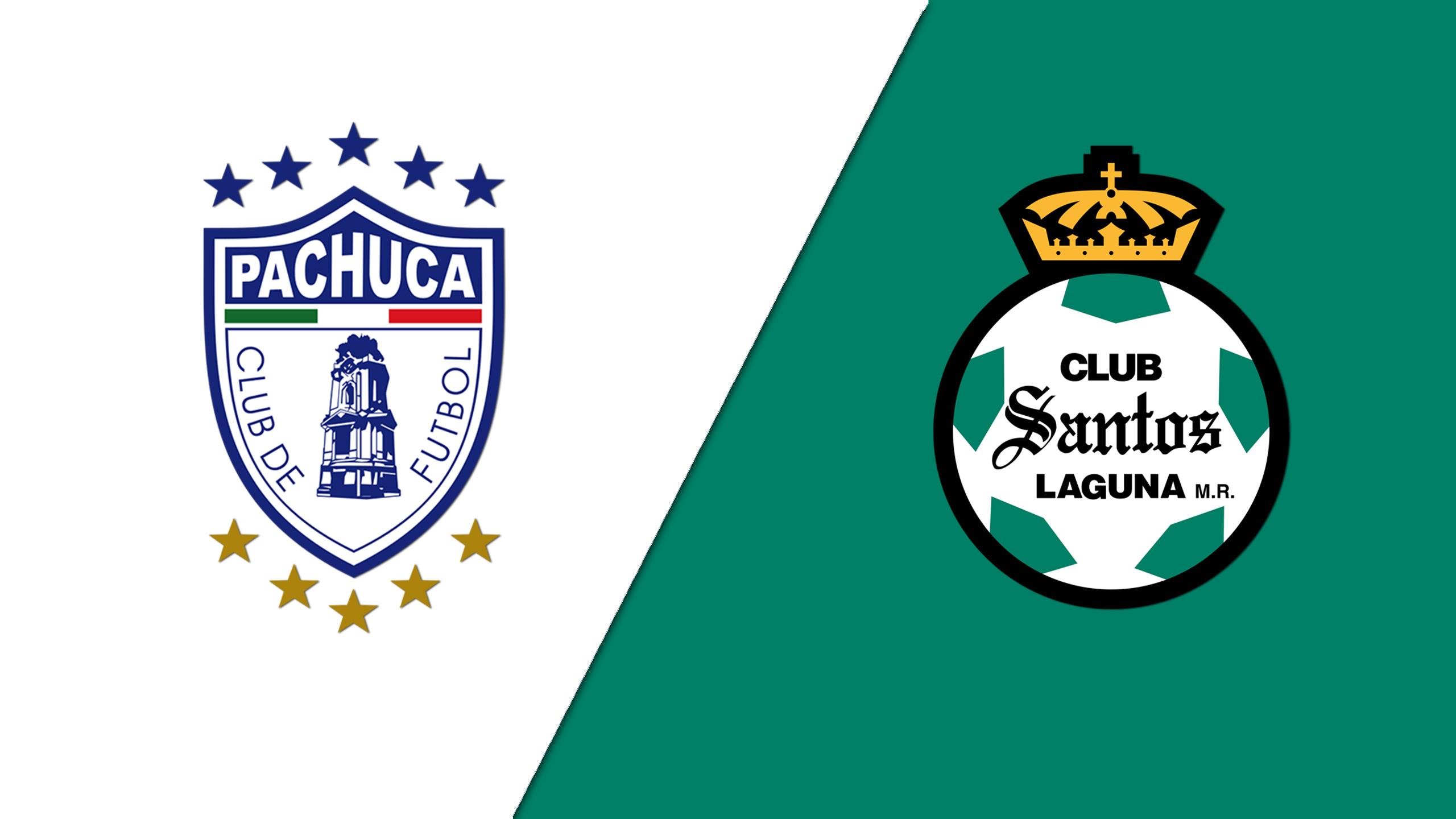 In Spanish - Tuzos del Pachuca vs. Santos de Torreón (Jornada 13) (Liga MX)