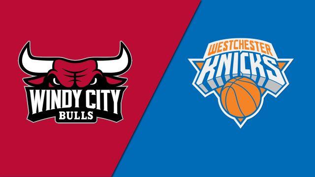 Windy City Bulls vs. Westchester Knicks (First Round)