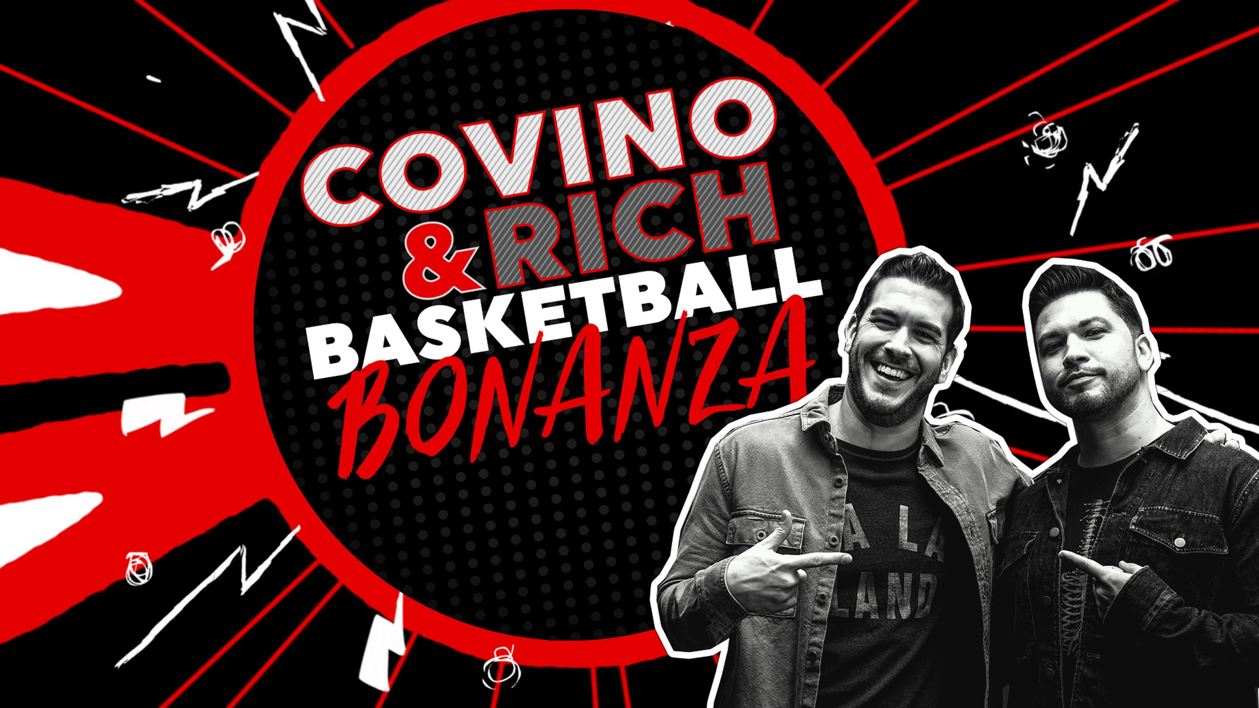 Covino & Rich's Basketball Bonanza (Marathon)