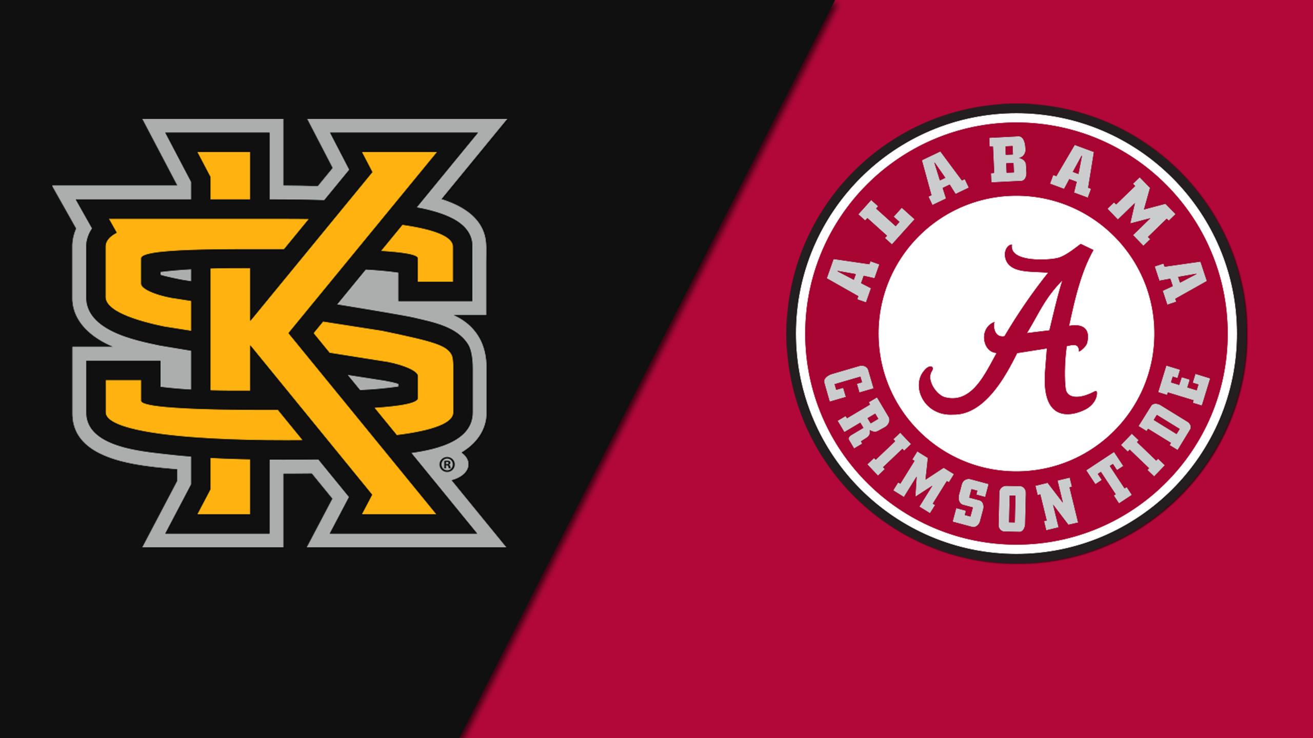 Kennesaw State vs. Alabama (W Soccer)