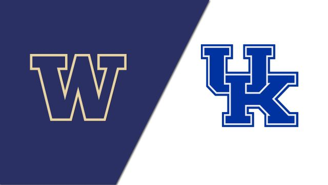 #3 Washington vs. #14 Kentucky (Site 8 / Game 2) (NCAA Softball Super Regionals)