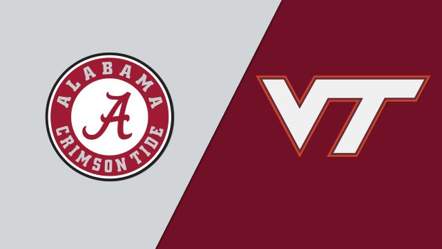 Alabama vs. #23 Virginia Tech (W Soccer)