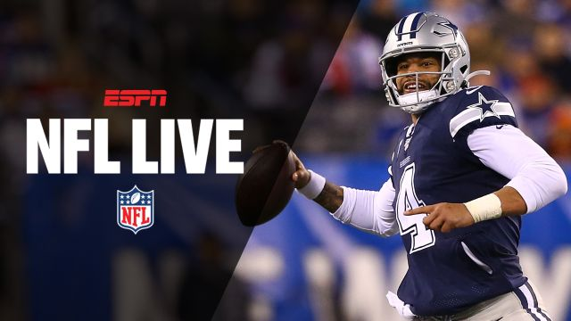 Thu, 3/26 - NFL Live