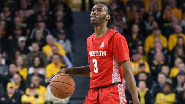 #25 Houston vs. East Carolina (M Basketball)