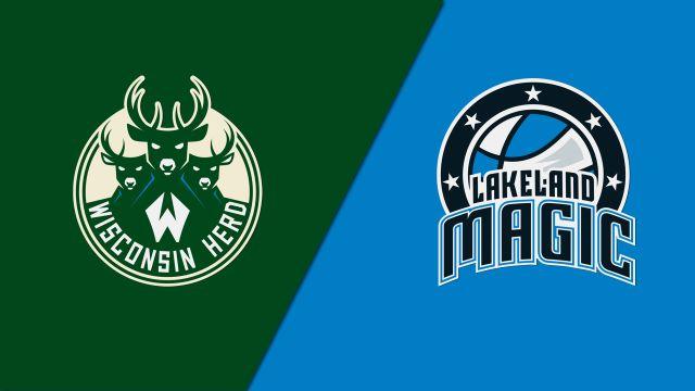 Wisconsin Herd vs. Lakeland Magic