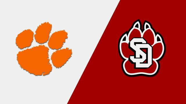 #9 Clemson vs. #8 South Dakota (First Round) (NCAA Women's Basketball Championship)