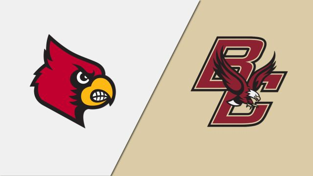 #7 Louisville vs. Boston College (Baseball) (ACC Baseball Championship)