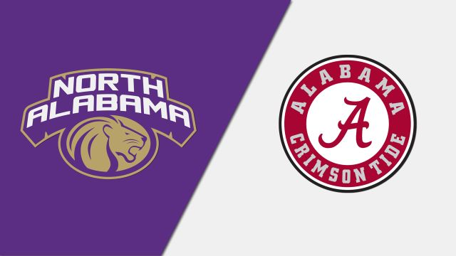 North Alabama vs. Alabama (Baseball)
