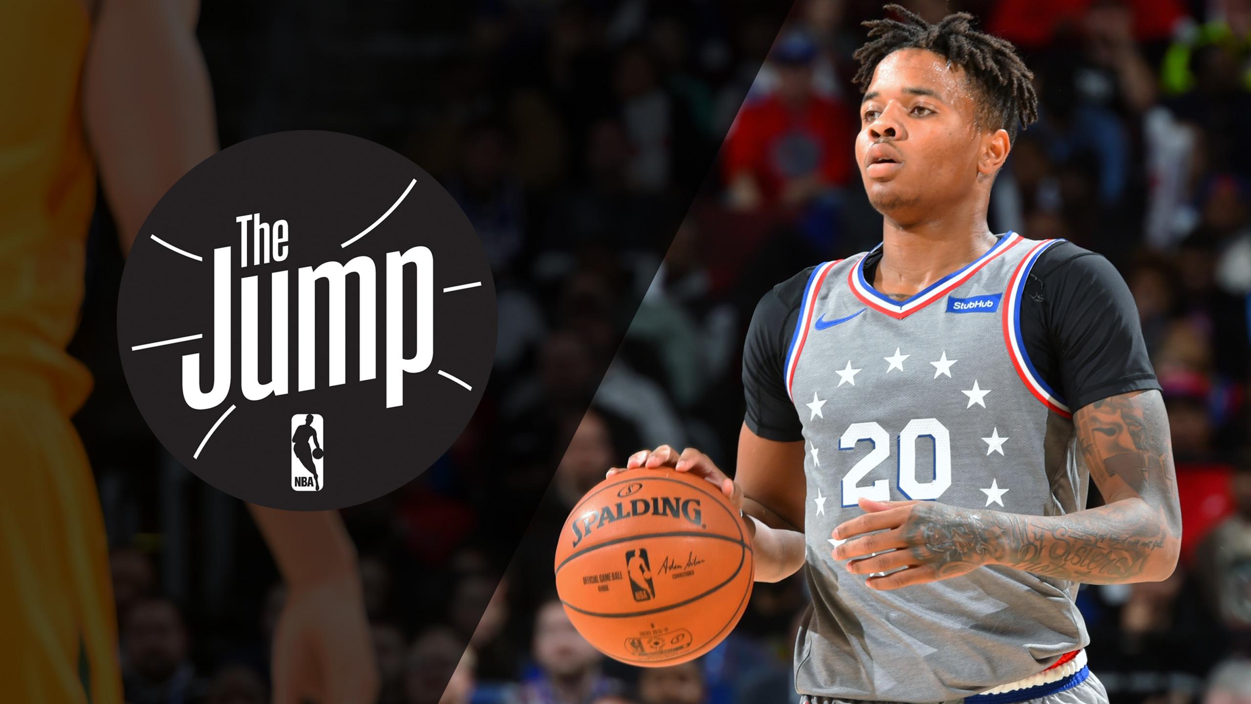 Tue, 11/20 - NBA: The Jump