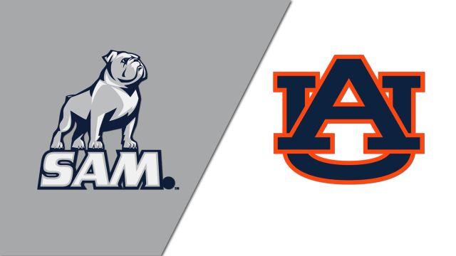 Samford vs. Auburn (W Soccer)