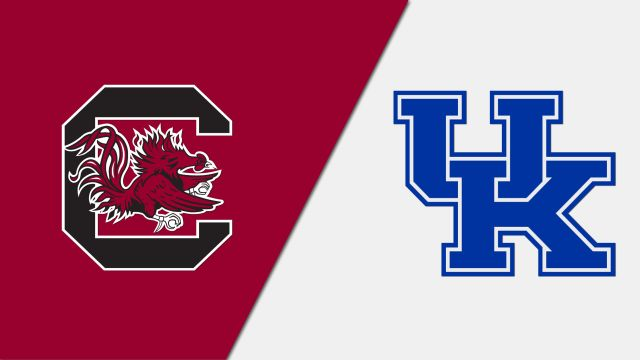 South Carolina vs. #17 Kentucky (re-air)