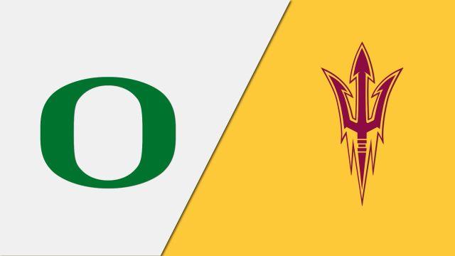 Oregon Ducks vs. Arizona State Sun Devils (ESPN Classic Football)