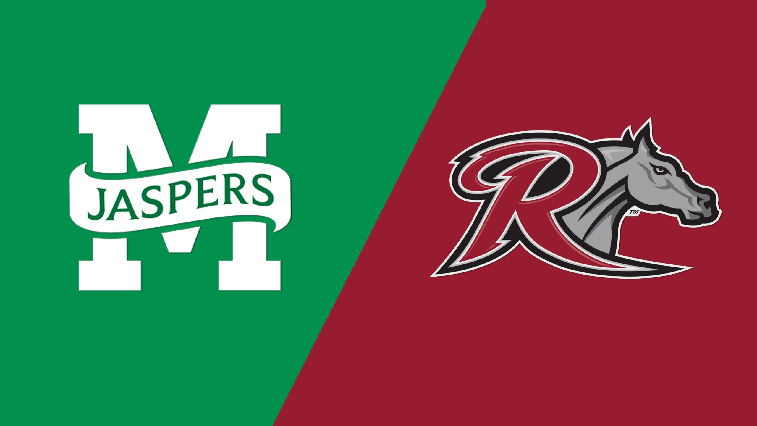 Manhattan vs. Rider (M Basketball)